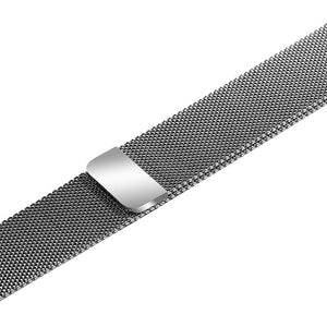 Milanese Stainless Steel Band For Apple iWatch