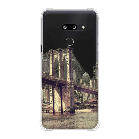 Bridge Link Soft Flex Tpu Case For LG G8 ThinQ