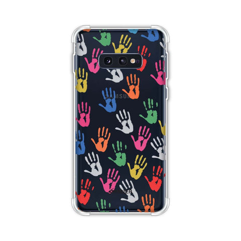 Colour Palms Soft Flex Tpu Case For Samsung Galaxy S10e
