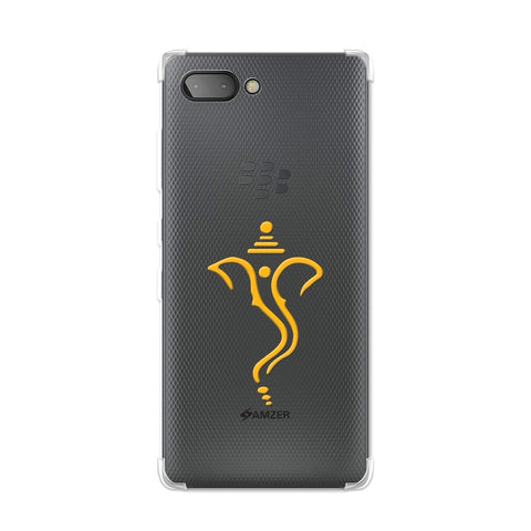 Shri Ganesh Vakratunda Mahakaya Soft Flex TPU Case For BlackBerry Key2