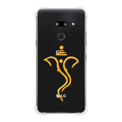 Shri Ganesh Vakratunda Mahakaya Soft Flex Tpu Case For LG G8 ThinQ
