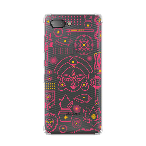 Divine Goddess - Red Soft Flex TPU Case For BlackBerry Key2