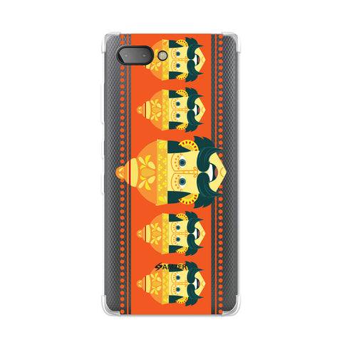 Mighty Ravana Soft Flex TPU Case For BlackBerry Key2