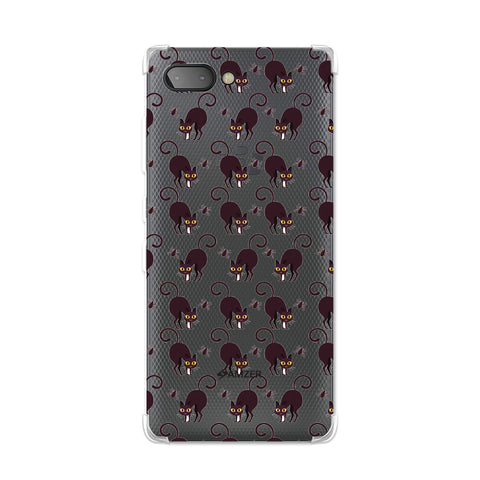 Spooky Spider Soft Flex TPU Case For BlackBerry Key2