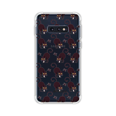 Spooky Spider Soft Flex Tpu Case For Samsung Galaxy S10e