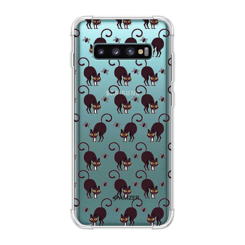 Spooky Spider Soft Flex Tpu Case For Samsung Galaxy S10 Plus