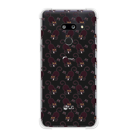 Spooky Spider Soft Flex Tpu Case For LG G8 ThinQ