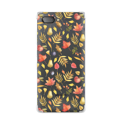 Colours of Autumn Soft Flex TPU Case For BlackBerry Key2