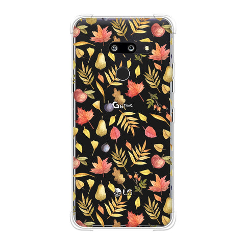 Colours of Autumn Soft Flex Tpu Case For LG G8 ThinQ