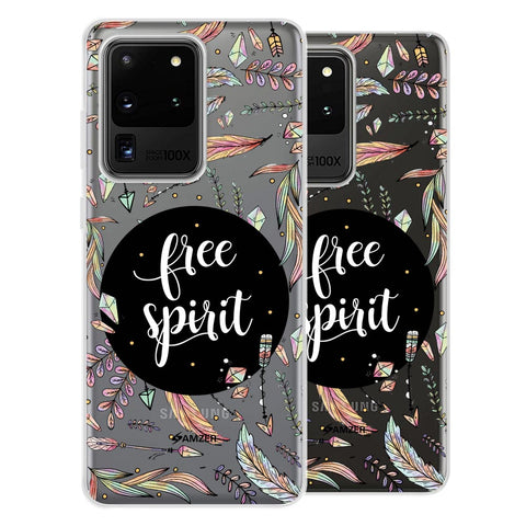 The Free Spirit Soft Flex Tpu Case For Samsung Galaxy S20 Ultra