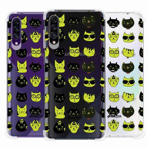 Cat Party Soft Flex Tpu Case For Samsung Galaxy A30s