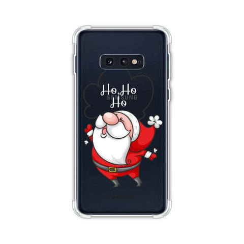 Cute Santa Soft Flex Tpu Case For Samsung Galaxy S10e