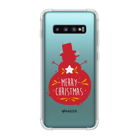 Very Merry Christmas Soft Flex Tpu Case For Samsung Galaxy S10 Plus