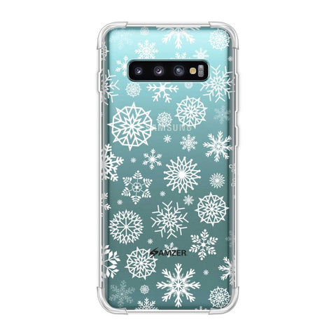 Winter Feels Soft Flex Tpu Case For Samsung Galaxy S10 Plus