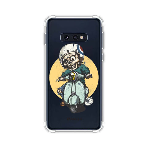 Love for Motorcycles 1 Soft Flex Tpu Case For Samsung Galaxy S10e