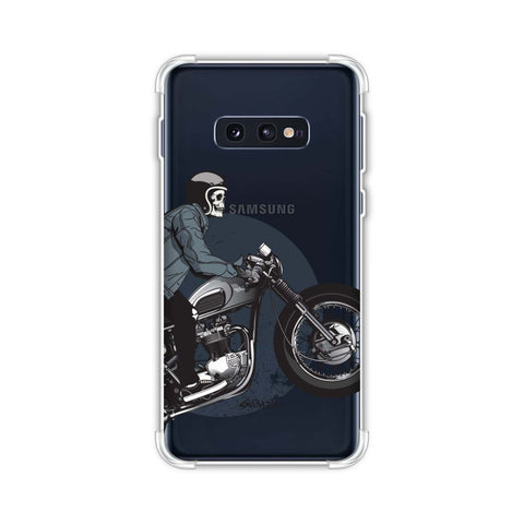 Love for Motorcycles 2 Soft Flex Tpu Case For Samsung Galaxy S10e