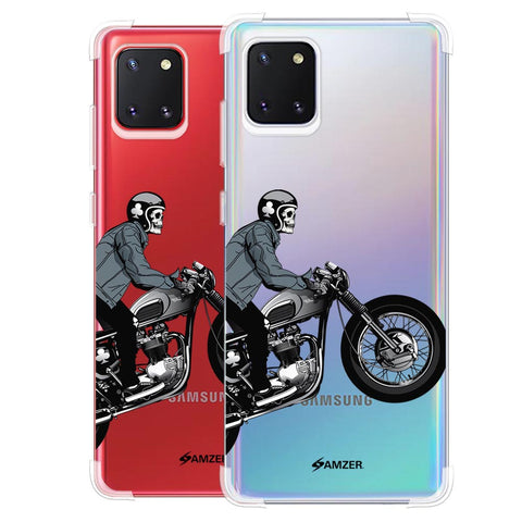 Love for Motorcycles 2 Soft Flex Tpu Case For Samsung Galaxy Note10 Lite