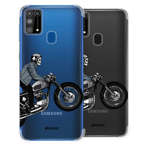 Love for Motorcycles 2 Soft Flex Tpu Case For Samsung Galaxy M31