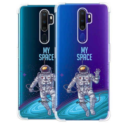 I Need My Space Soft Flex Tpu Case For Oppo A9 2020