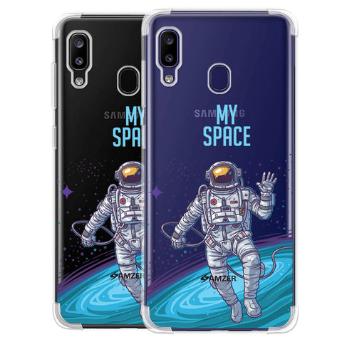 I Need My Space Soft Flex Tpu Case For Samsung Galaxy M10s