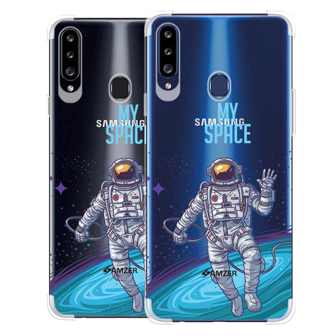 I Need My Space Soft Flex Tpu Case For Samsung Galaxy A20s