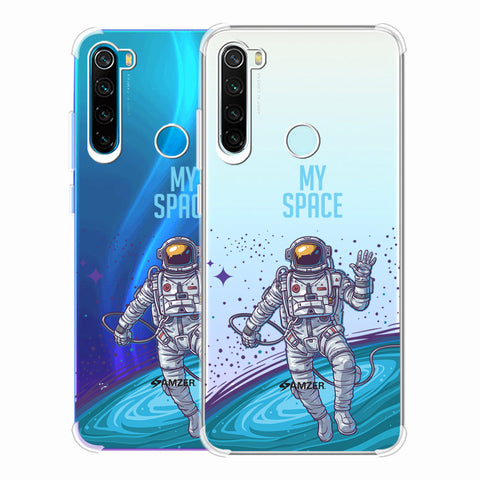 I Need My Space Soft Flex Tpu Case For Redmi Note 8