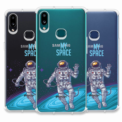 I Need My Space Soft Flex Tpu Case For Samsung Galaxy A10s