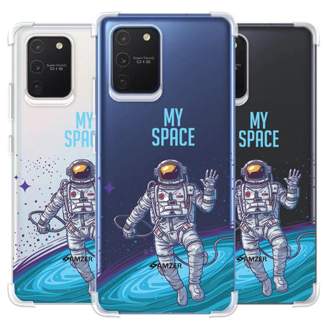 I Need My Space Soft Flex Tpu Case For Samsung Galaxy S10 Lite