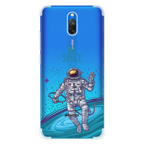 I Need My Space Soft Flex Tpu Case For Redmi 8A Dual