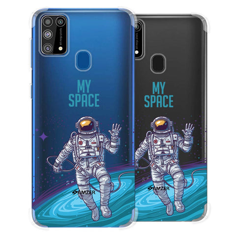 I Need My Space Soft Flex Tpu Case For Samsung Galaxy M31