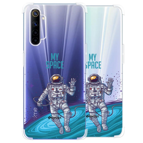 I Need My Space Soft Flex Tpu Case For Realme 6