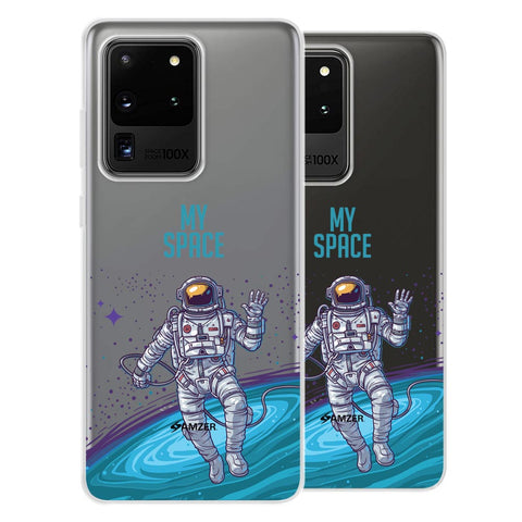 I Need My Space Soft Flex Tpu Case For Samsung Galaxy S20 Ultra