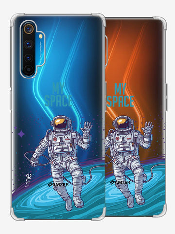 I Need My Space Soft Flex Tpu Case For Realme 6 Pro