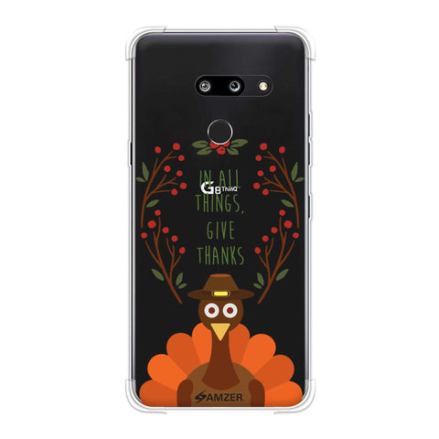 Wise Turkey 1 Soft Flex Tpu Case For LG G8 ThinQ