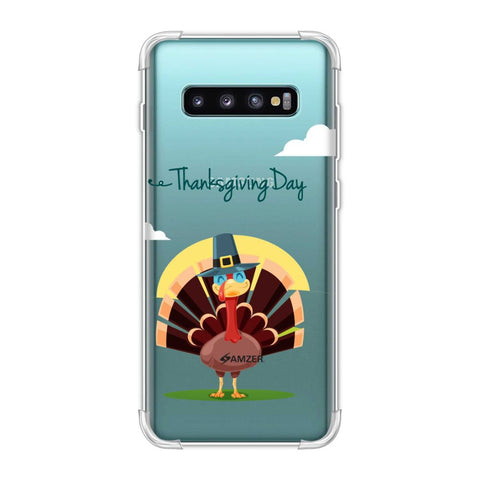 Wise Turkey 2 Soft Flex Tpu Case For Samsung Galaxy S10 Plus