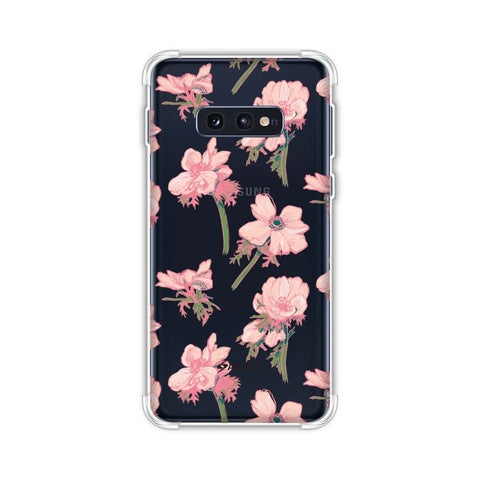 Floral Beauty Soft Flex Tpu Case For Samsung Galaxy S10e