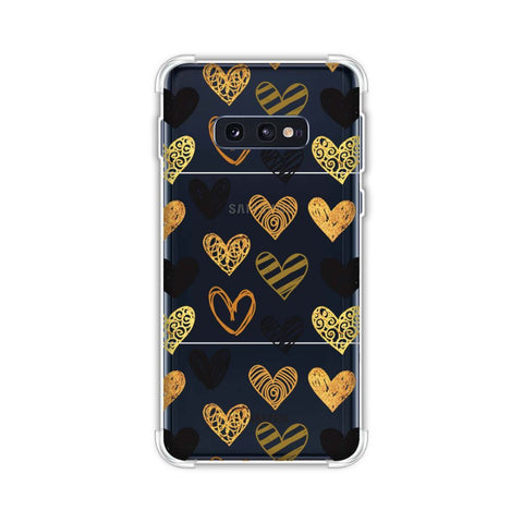 I Heart Hearts Soft Flex Tpu Case For Samsung Galaxy S10e