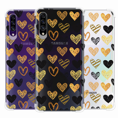 I Heart Hearts Soft Flex Tpu Case For Samsung Galaxy A30s