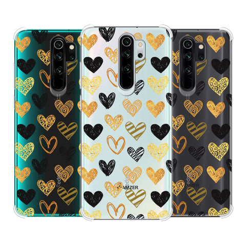 I Heart Hearts Soft Flex Tpu Case For Redmi Note 8 Pro