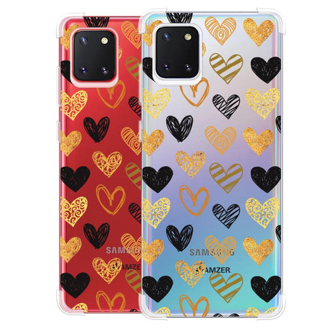 I Heart Hearts Soft Flex Tpu Case For Samsung Galaxy Note10 Lite