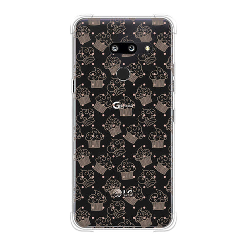 Muffins Soft Flex Tpu Case For LG G8 ThinQ
