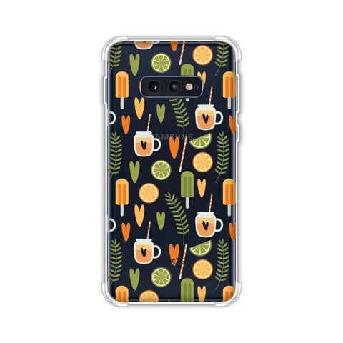 Once Upon A Summer Soft Flex Tpu Case For Samsung Galaxy S10e