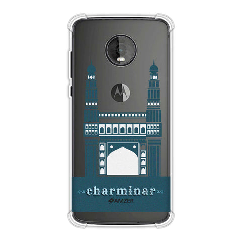 Charminar Soft Flex Tpu Case For Motorola Moto Z4