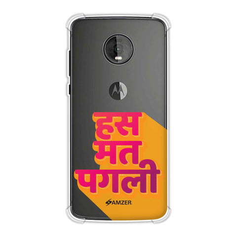 Has Mat Pagli Soft Flex Tpu Case For Motorola Moto Z4