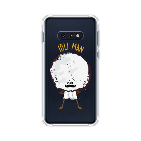 Idli Man Soft Flex Tpu Case For Samsung Galaxy S10e