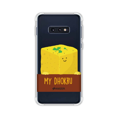 My Dhokru Soft Flex Tpu Case For Samsung Galaxy S10e