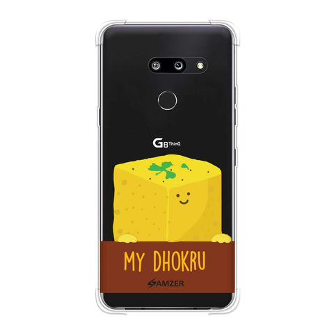 My Dhokru Soft Flex Tpu Case For LG G8 ThinQ