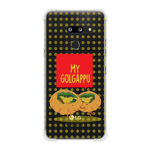 My Golgappu Soft Flex Tpu Case For LG G8 ThinQ