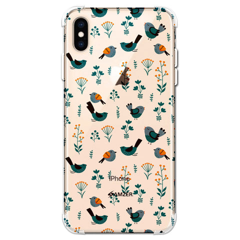 Sparrow Soft Flex TPU Case For Apple iPhone Xs Max