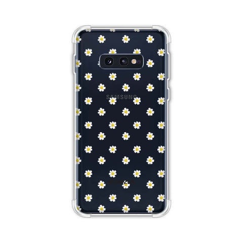 Daisies Soft Flex Tpu Case For Samsung Galaxy S10e